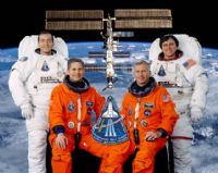 STS-111 Official NASA Crew Portrait